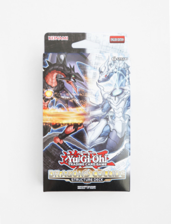 Yu-Gi-Oh! Dragons Collide Structure Deck Kort Spel