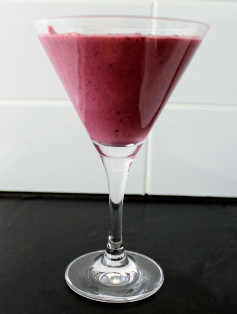 Drottningsmoothie LCHF