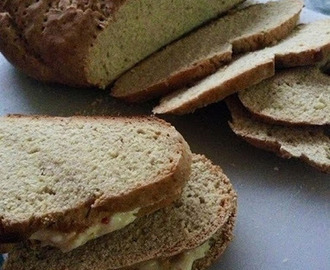 Quick and Healthy Soda Bread