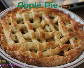 Winter warmer: Apple pie