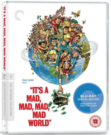 It's a Mad, Mad, Mad, Mad World - Criterion Collection (Blu-ray) (Import)