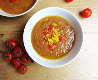 surprise ingredient tomato gazpacho
