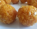 Motichoor laddoo - Version 1