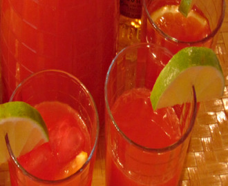 The Most Amazing Caribbean Rum Punch