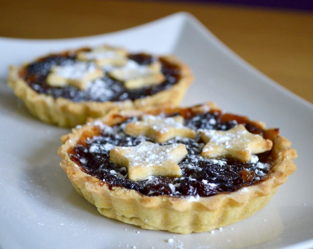 Gluten and Dairy Free Mince Pies