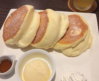 How To Make Fluffy Japanese Pancakes