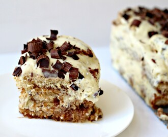 Chocolate-Chip Tiramisu