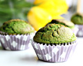 recipe: vegan muffins inspired by St. Patrick´s day