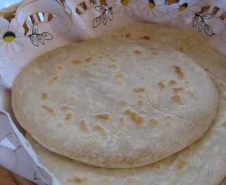 Pan Indio Chapati