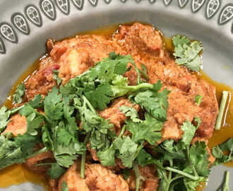 Chicken Tikka Masala - Erik Videgårds recept