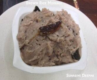 Brown Rice Flour Morkali Version 2