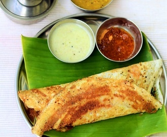 Masala Dosa Recipe-South Indian Breakfast Recipe