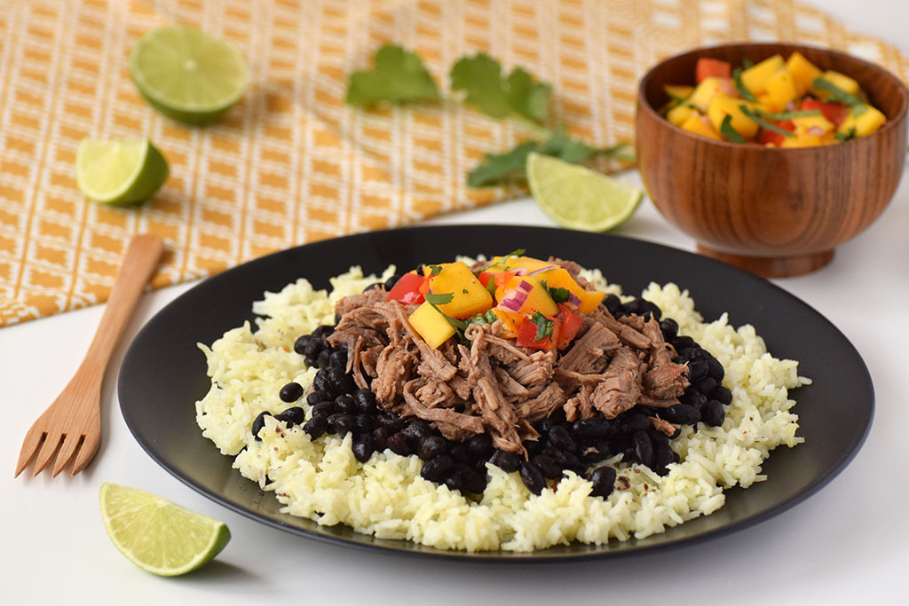 Jerk Pulled Pork {Jamaica}