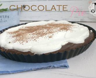 Romantic recipe: Chocolate pie / Cokoladna pita