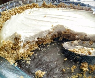 Strawberry Cream Pie with Graham Cracker Crust