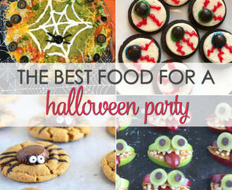 The Best Halloween Party Food