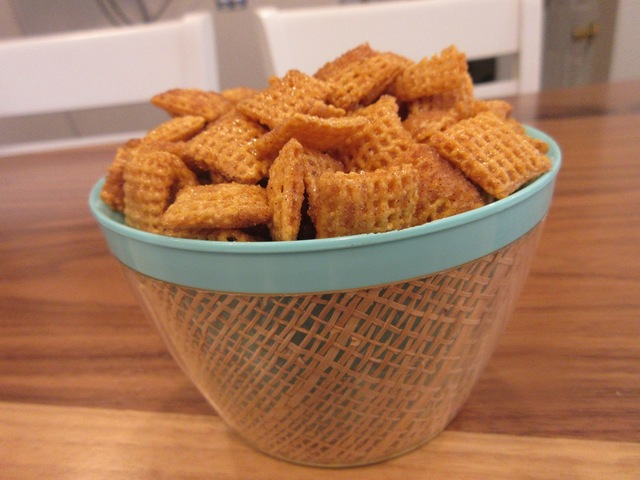 Savings for Sisters #184 - Churro Chex Mix