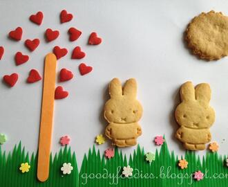 Easter Treat Recipe: Cute Easter Bunny Biscuits