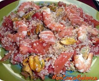Salade Océane (Weight Watchers ProPoints)
