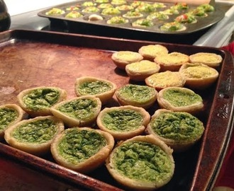 Mini Quiche: Simple Appetizer for any occasion!