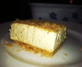 Woolworth Cheesecake:  The Recipe
