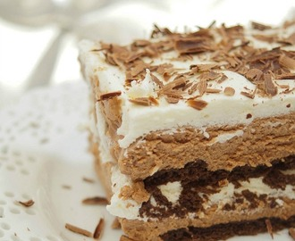 Delicious Chocolate Lasagna Recipe