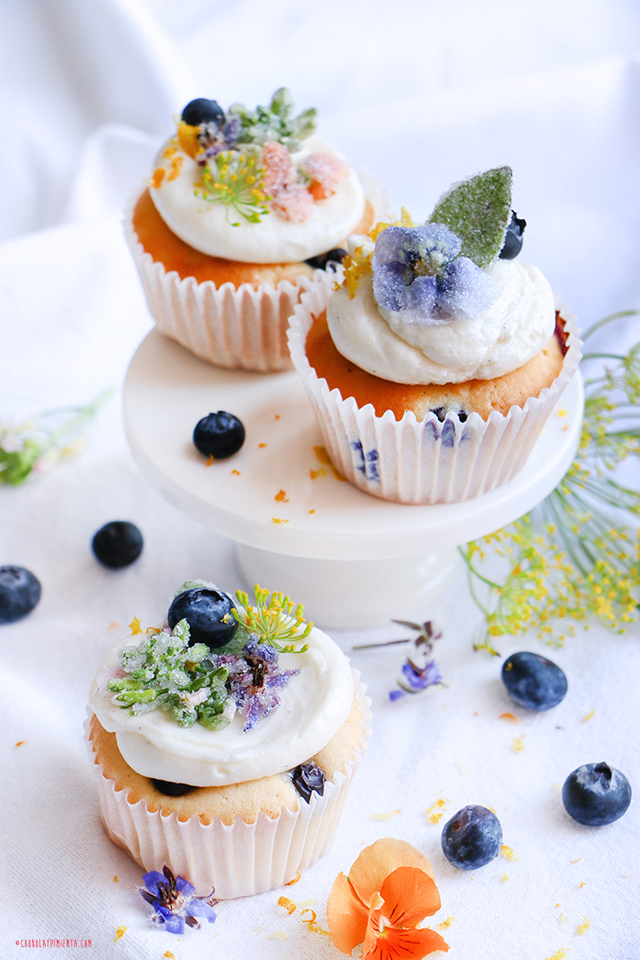 Vanilla Cupcakes - Basic recipe