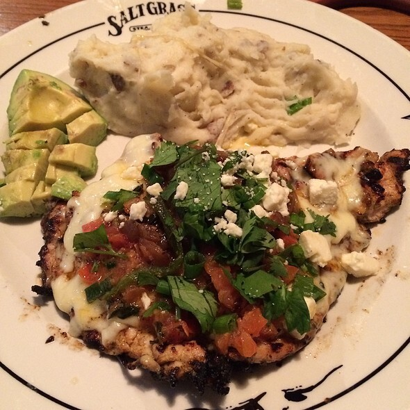 Saltgrass Steakhouse Chicken Laredo