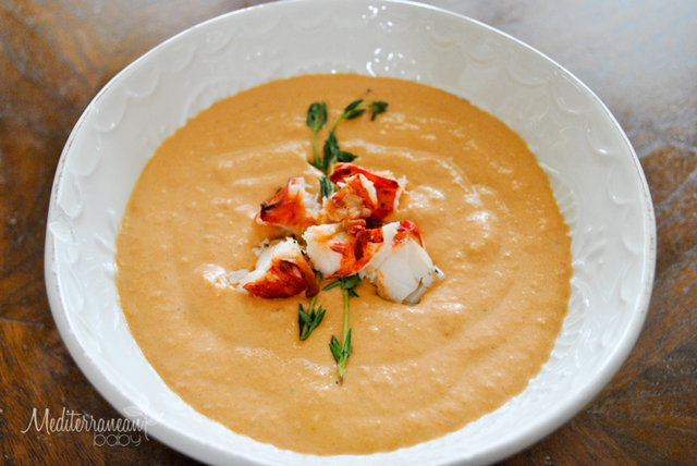 Lobster Bisque and Hamilton Beach Giveaway!!