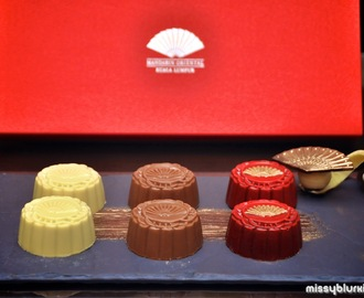 Mooncakes by Mandarin Oriental