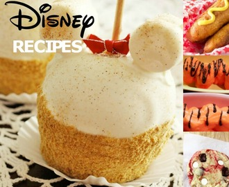 8 Copycat Disney Recipes