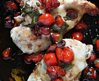 Paleo Balsamic Chicken Recipe