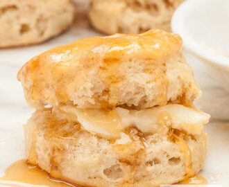Best Southern Buttermilk Biscuits
