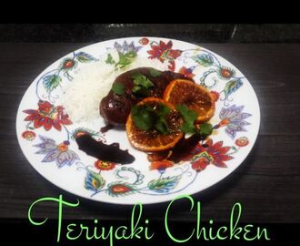 Teriyaki Chicken -by Siba Mtongana