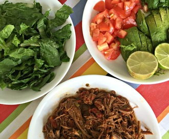 Meal Under $10: Easy Slow Cooker Shredded Beef Tacos