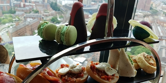 Photo Diary: Science Themed Afternoon Tea, Cloud 23