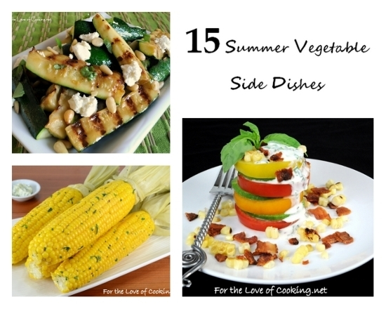 Parade's Community Table ~ 15 Show-Stealing Summer Vegetable Side Dishes