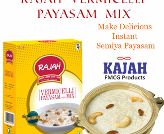 How to Make Instant Vermicelli | Semiya Payasam?