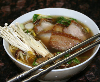 "AIP Pork Belly ""Ramen"" – Paleo/Gluten-Free"