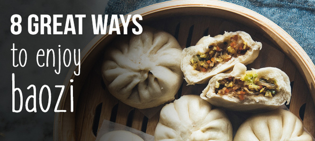 8 Great Ways to Enjoy Baozi