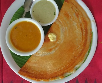 Mysore Masala Dosa Recipe | Home Style Mysore Masala Dose | How to make Mysore Masala Dosa | Gluten Free Recipe | Traditional Recipe