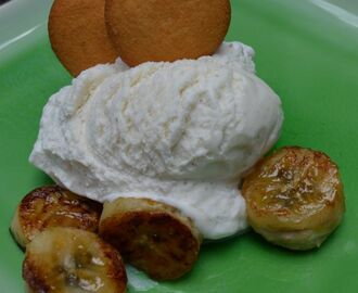 Banana Pudding Ice Cream Treat