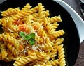 Creamy Pasta with Pumpkin Sauce Recipe