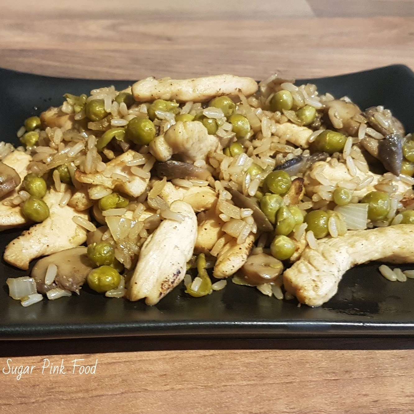 Actirfy Slimming World Friendly Chicken Fried Rice Recipe