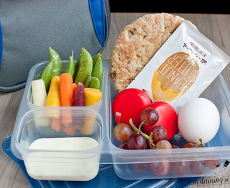 Lunch Box Recipe Challenge: Starbucks Copycat Protein Bistro Box + Meal Plan Monday Week 34