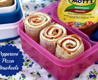 Pepperoni Pinwheels & Getting your Kitchen BTS Ready!