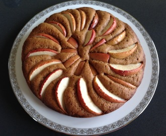 Quick'n'easy Apple Cake