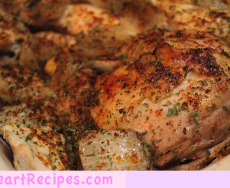 Whole Chicken Made in the Crock Pot