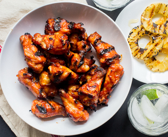 Huli-Huli Chicken Wings
