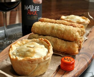 An Aussie Feast with Mallee Rock Wines